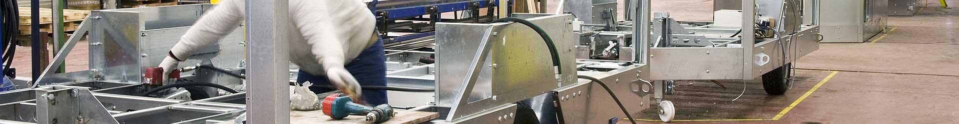 Securi Cabin - Manufacturing