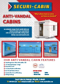 Anti Vandal Cabins