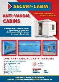 Anti Vandal Cabins