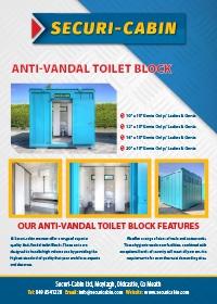 AntiVandalToiletBlock