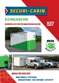 Eco Welfare Pod